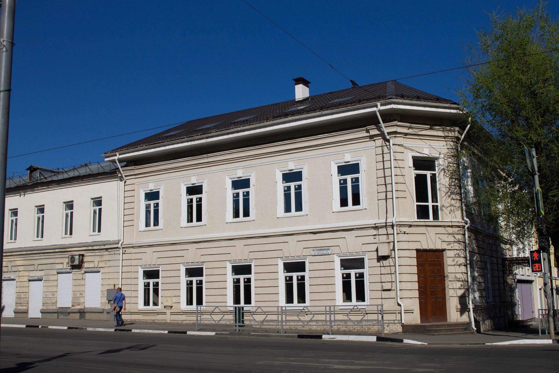 Дом Шихобалова