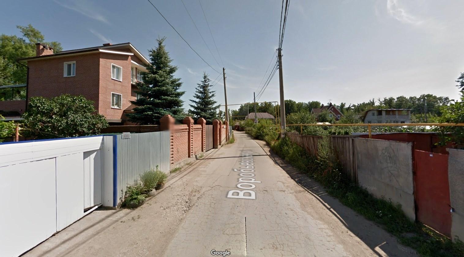Улица Воробьевская