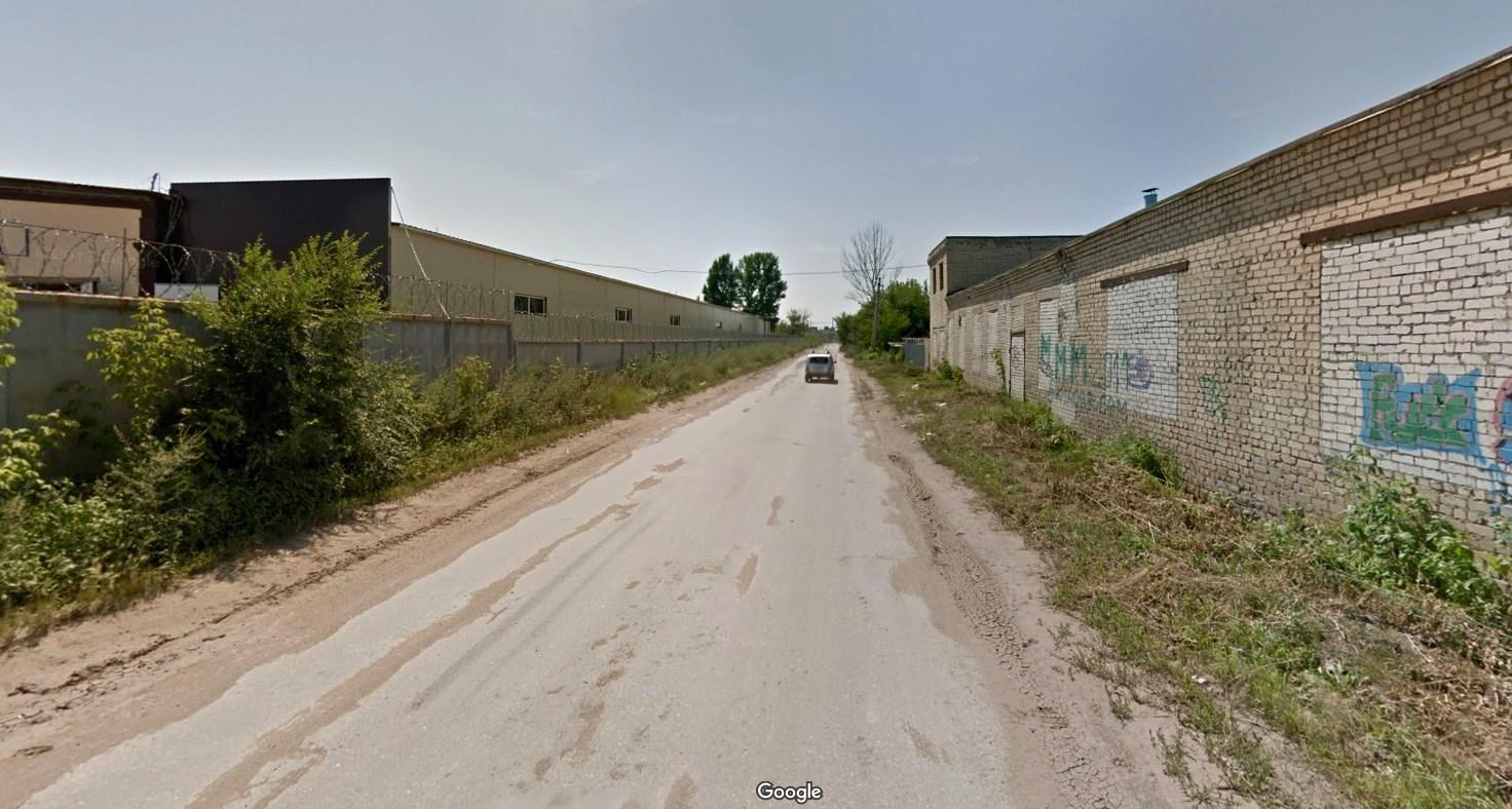 Улица Восточная в Куйбышевском районе