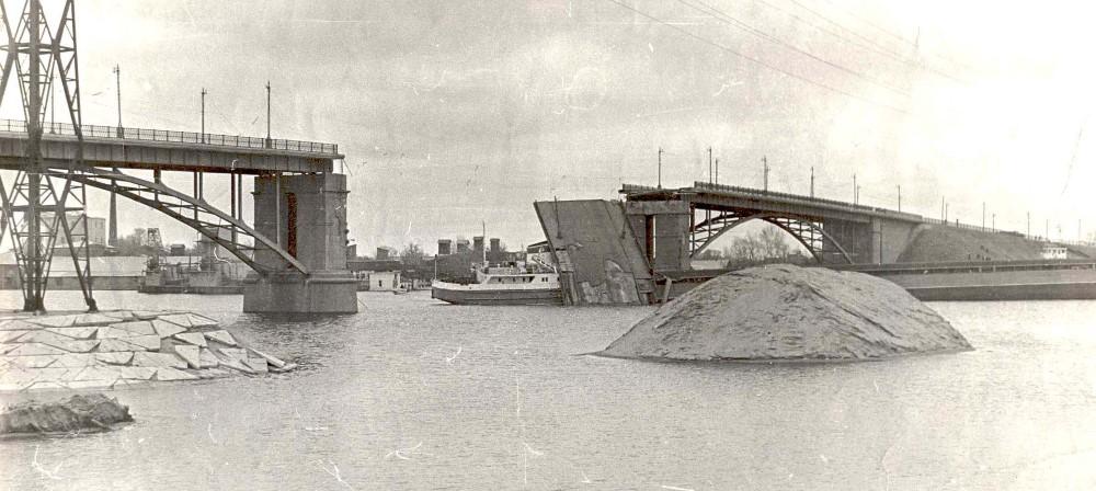 Крушение моста