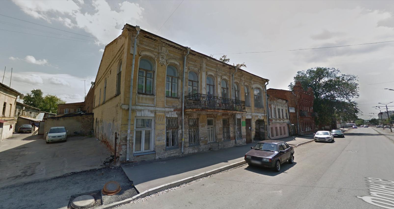 дом Ященко
