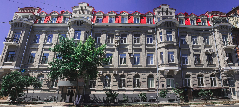 Дом Покидышева