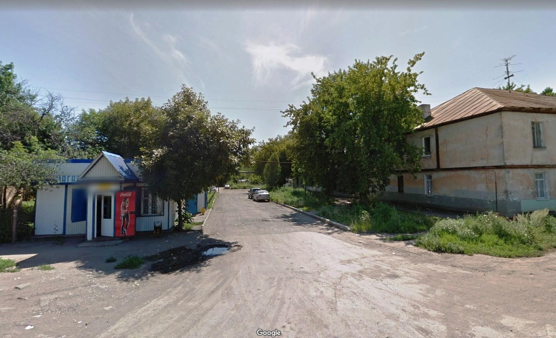 Улица Гомельская