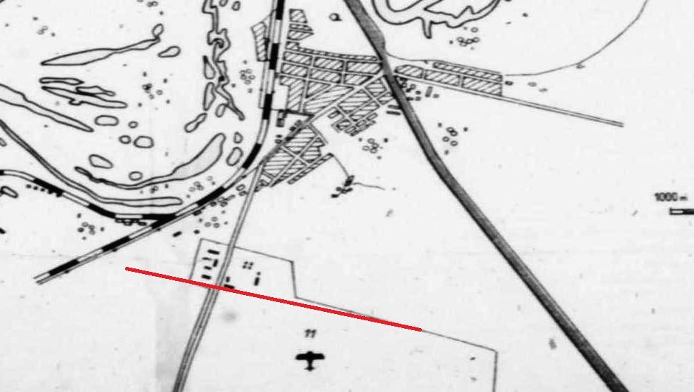 Долотный переулок 1943