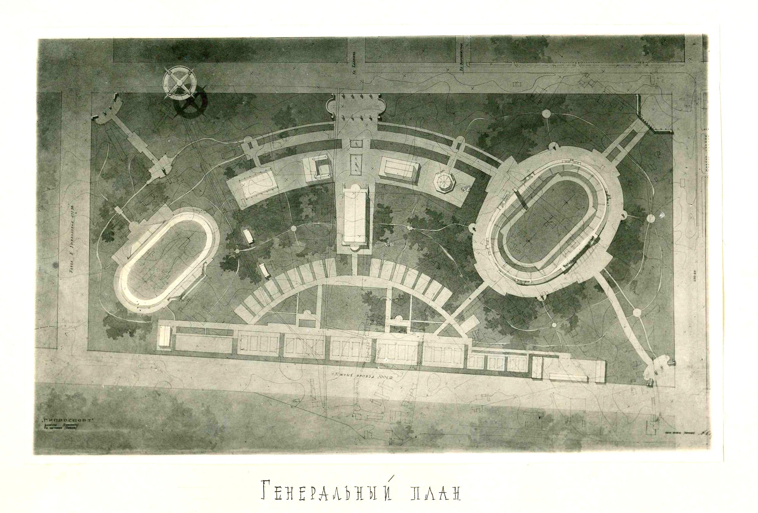 Стадион Крылья Советов