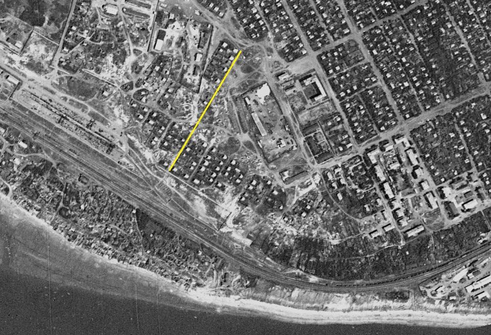 Улица Доменная1966