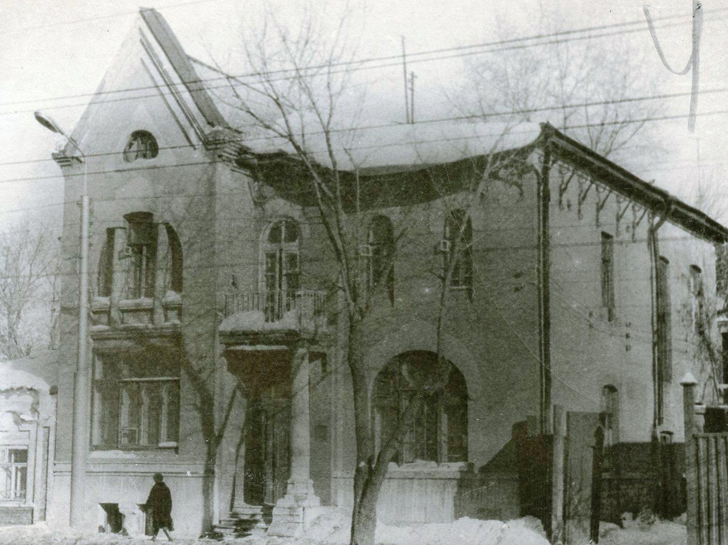 Дом архитектора Зеленко