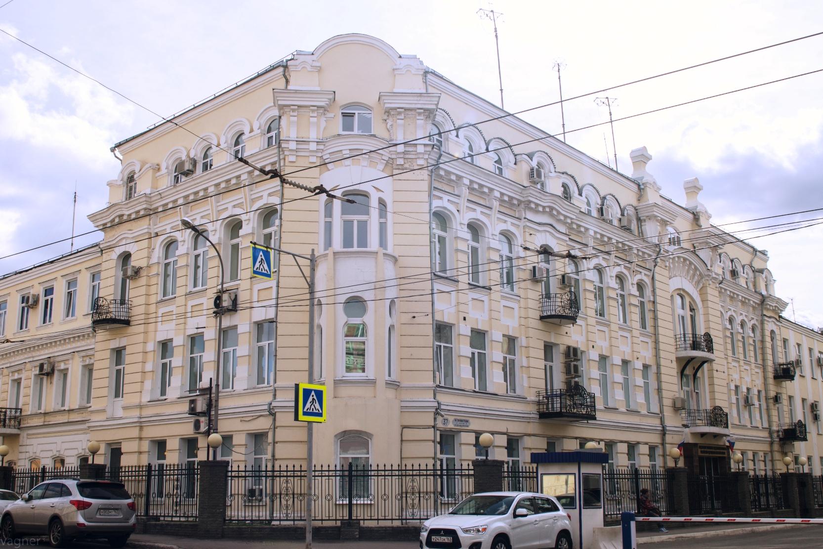 Дом Покидышевой