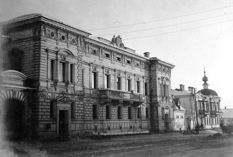 Дом Субботина