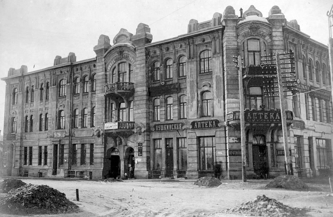 Доходный дом Филимонова