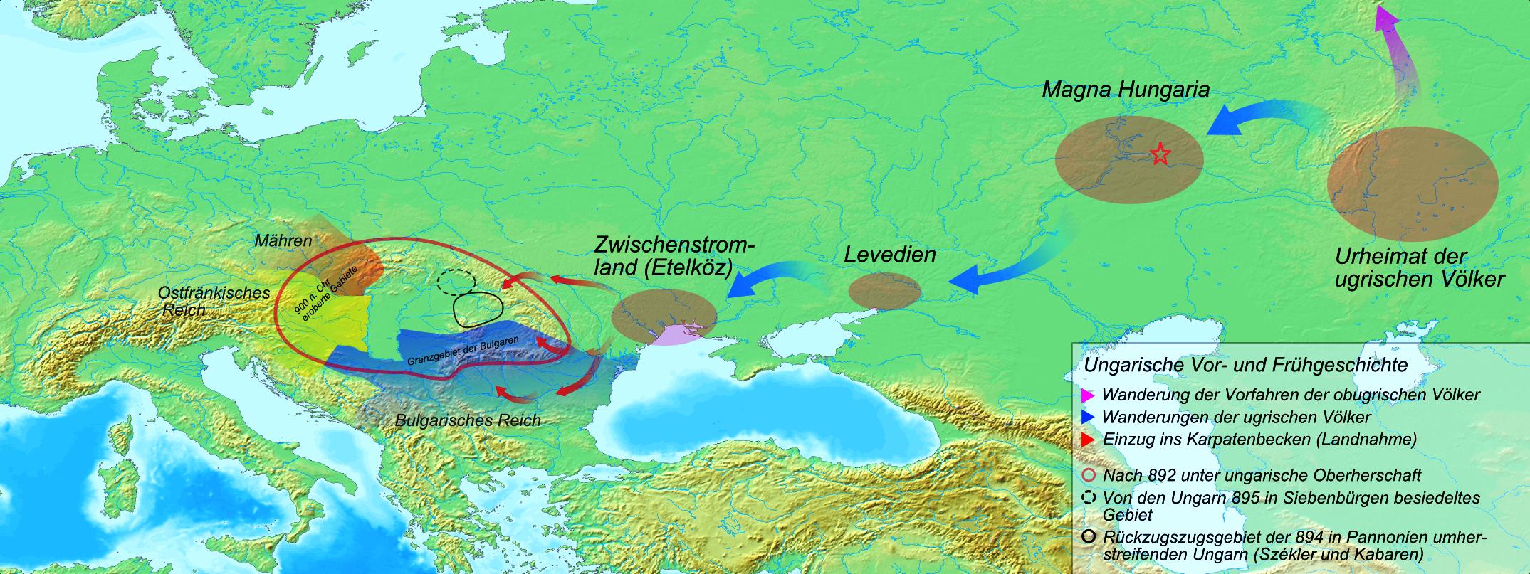 Пути Венгров