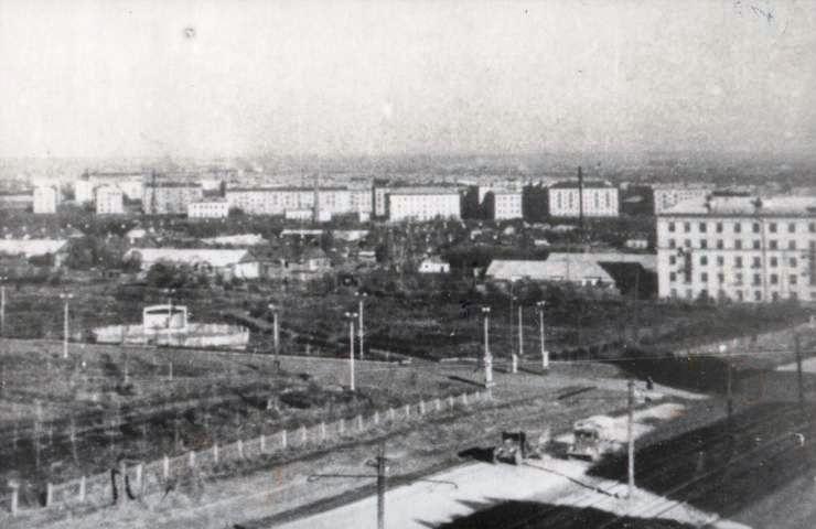 Запорожская-ФОТО-11-Самара-1960-е-парк Дружба
