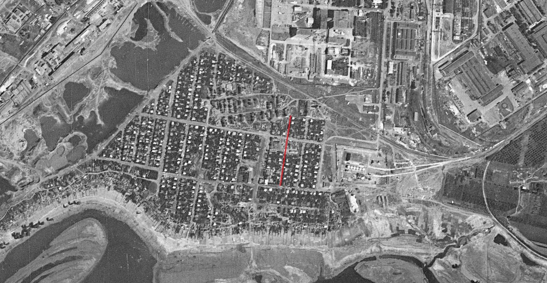 Карельский переулок 1966 год
