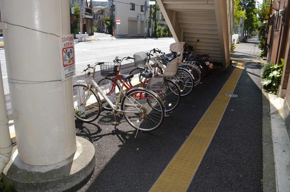 Плитка в Японии