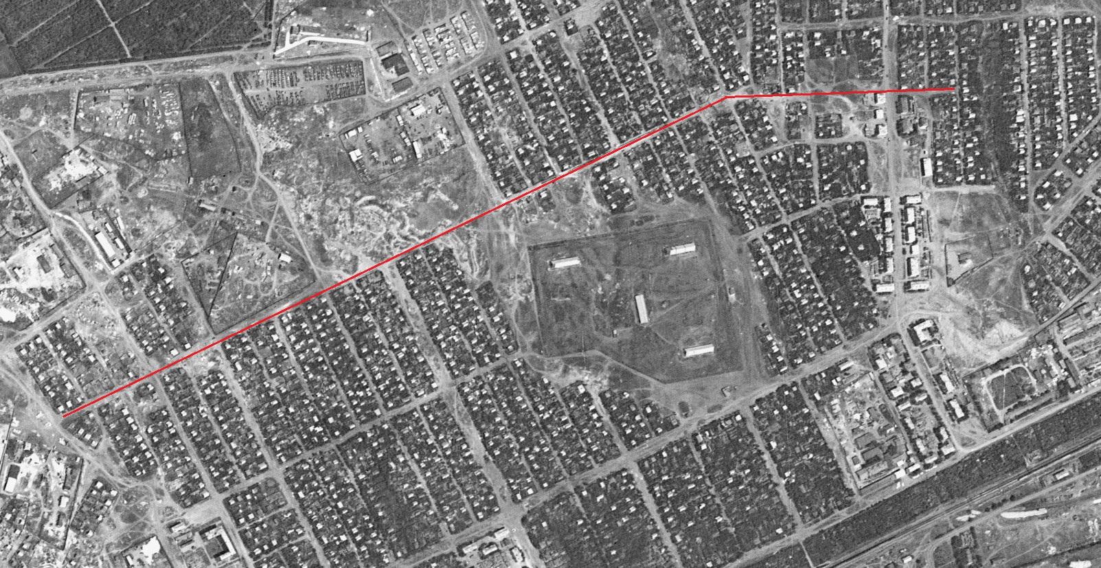 Улица Карьерная1966