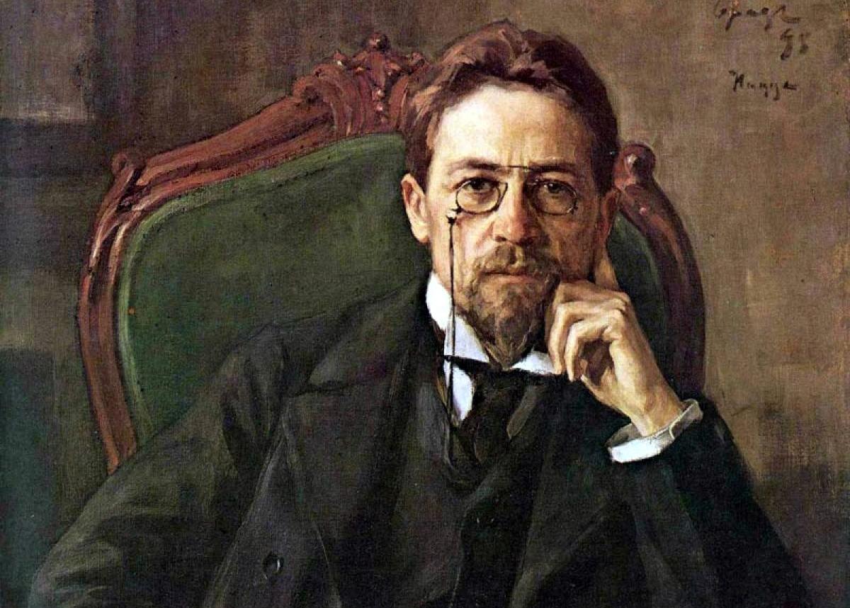 Чехов Chekhov_1898_by_Osip_Braz