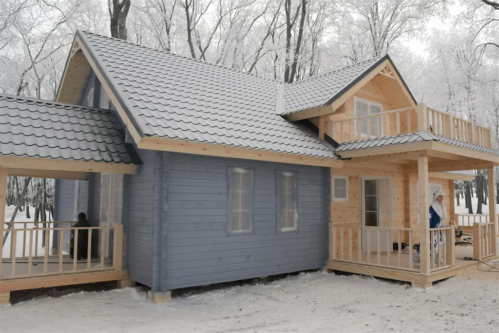 дом снегурки