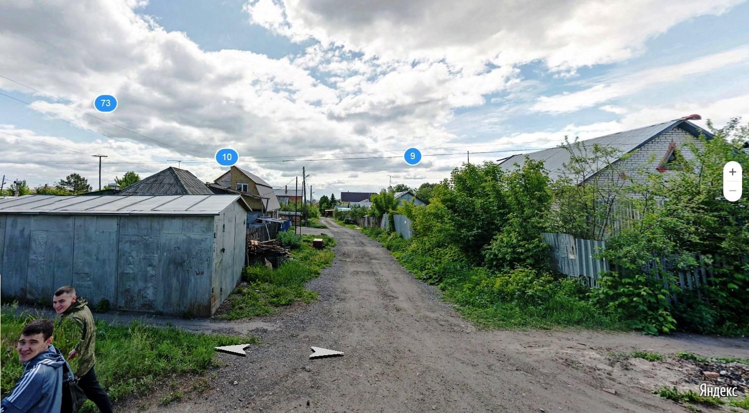 Керченский переулок 2018