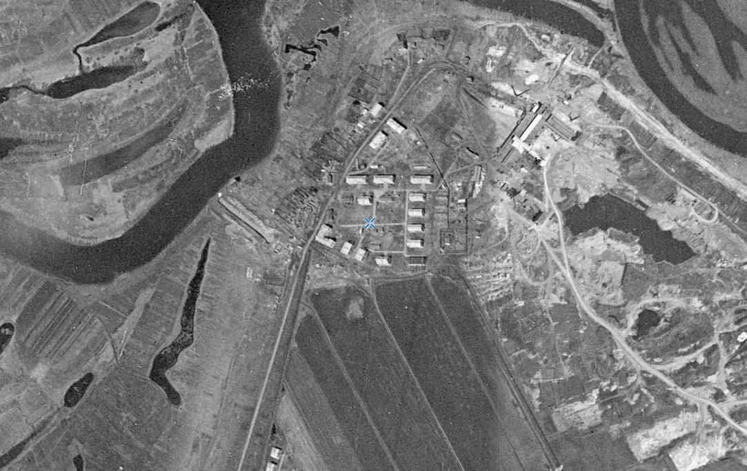 Кирзавод 1965 год