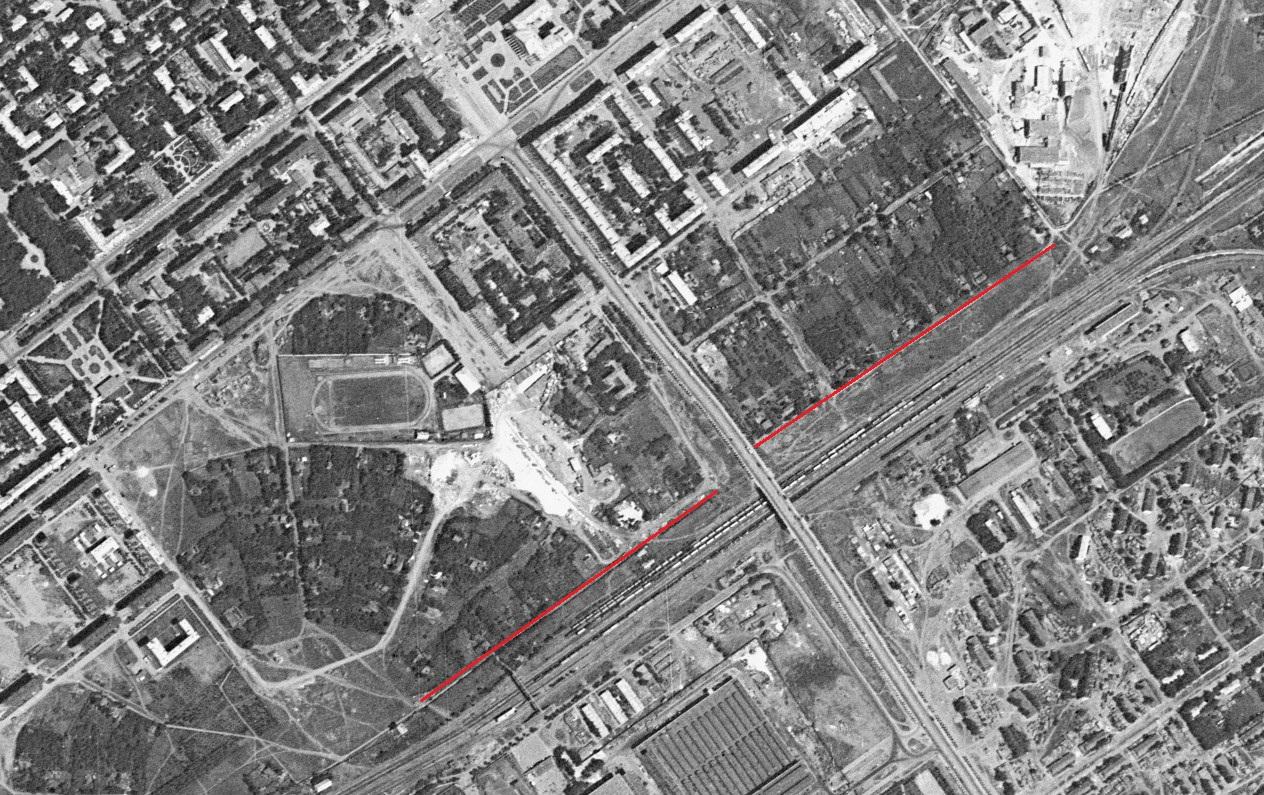 Куйбышев 1966 год