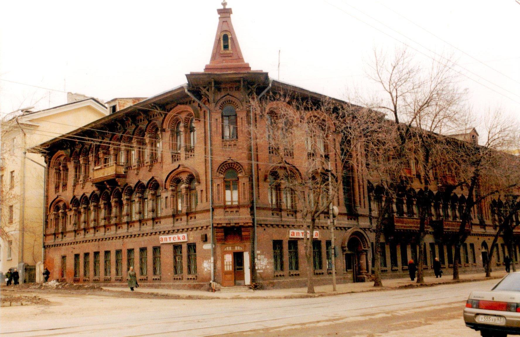 Челышевский дом