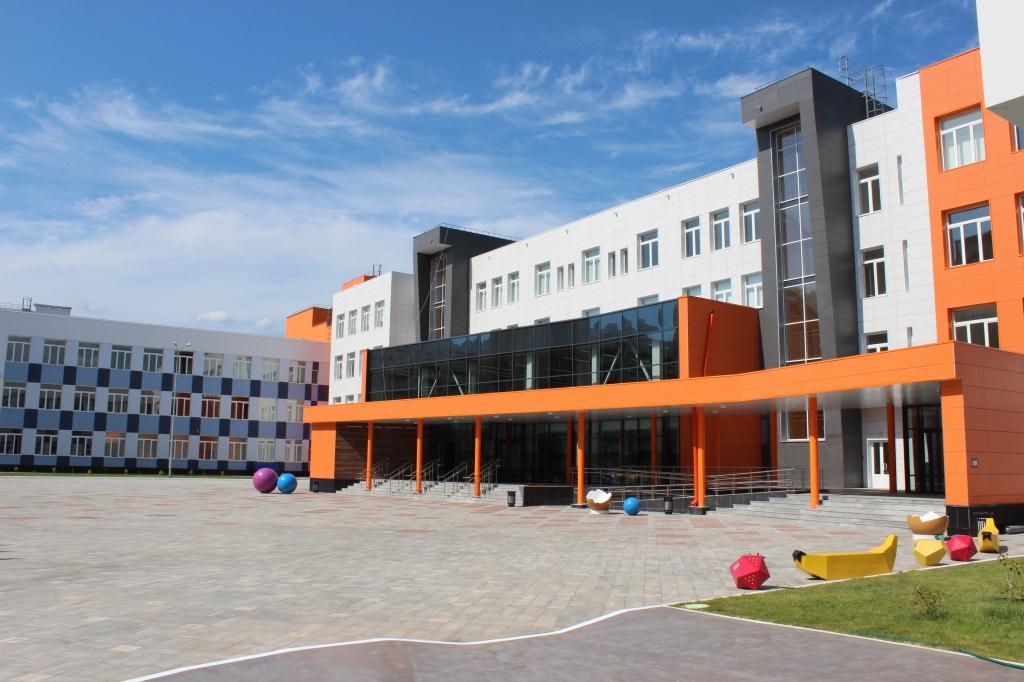 Школа в Южном городе