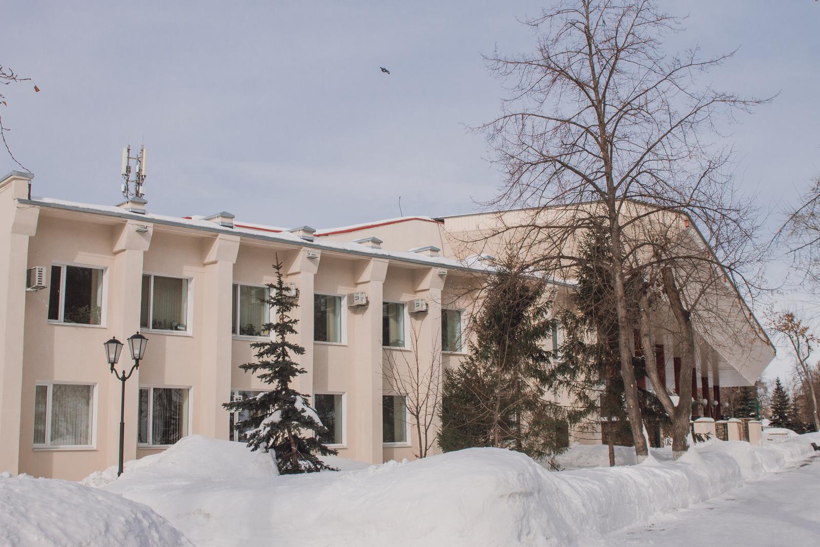 Дирекция Струковского сада