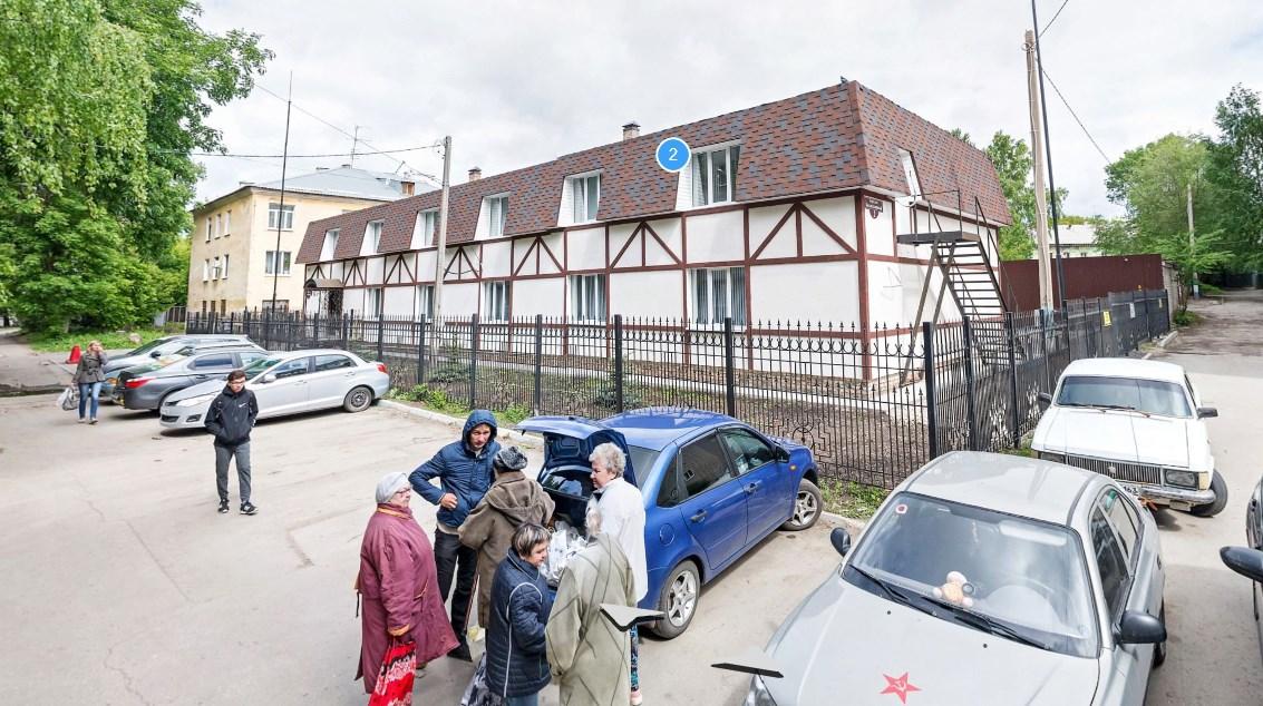 Коллективный переулок 2