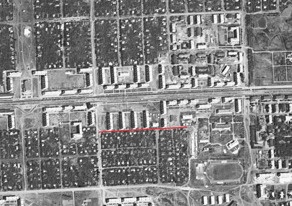 Колодезный переулок1966