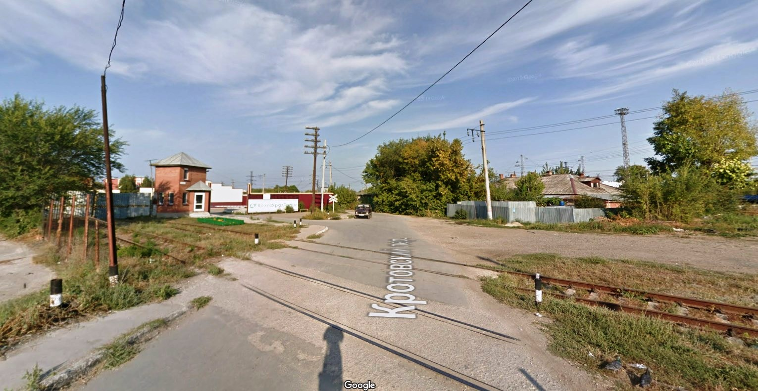 Кротовский переулок2018