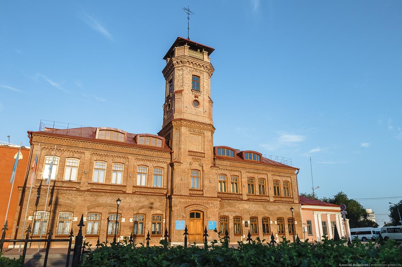 Музей истории пожарного дела