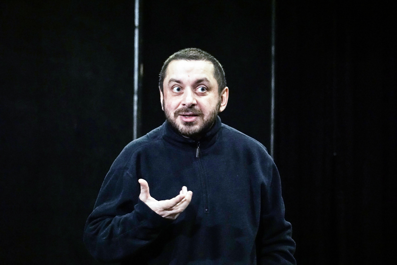 Теймураз Эсадзе. Фото: Владимир Сухов.