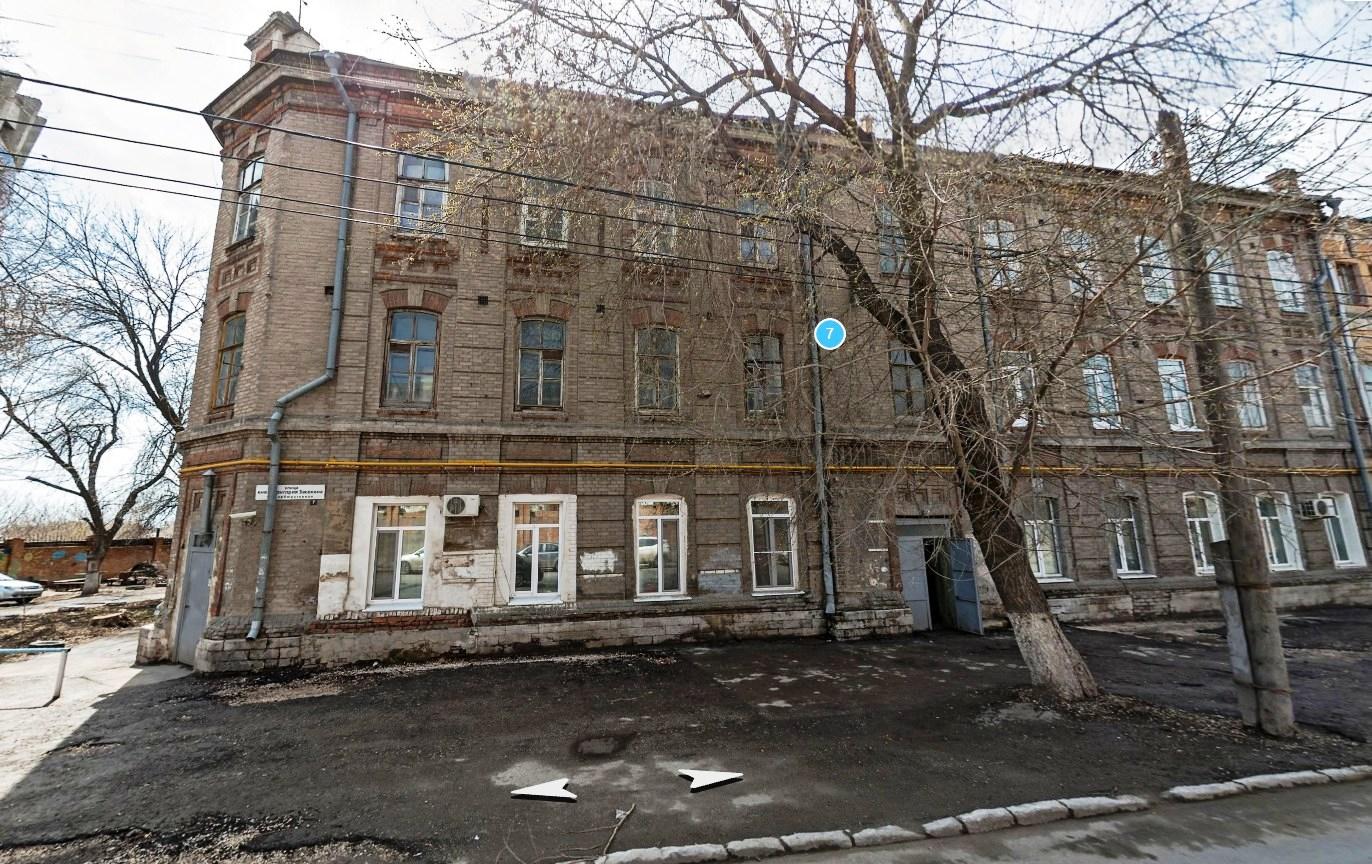Дом Соколовых