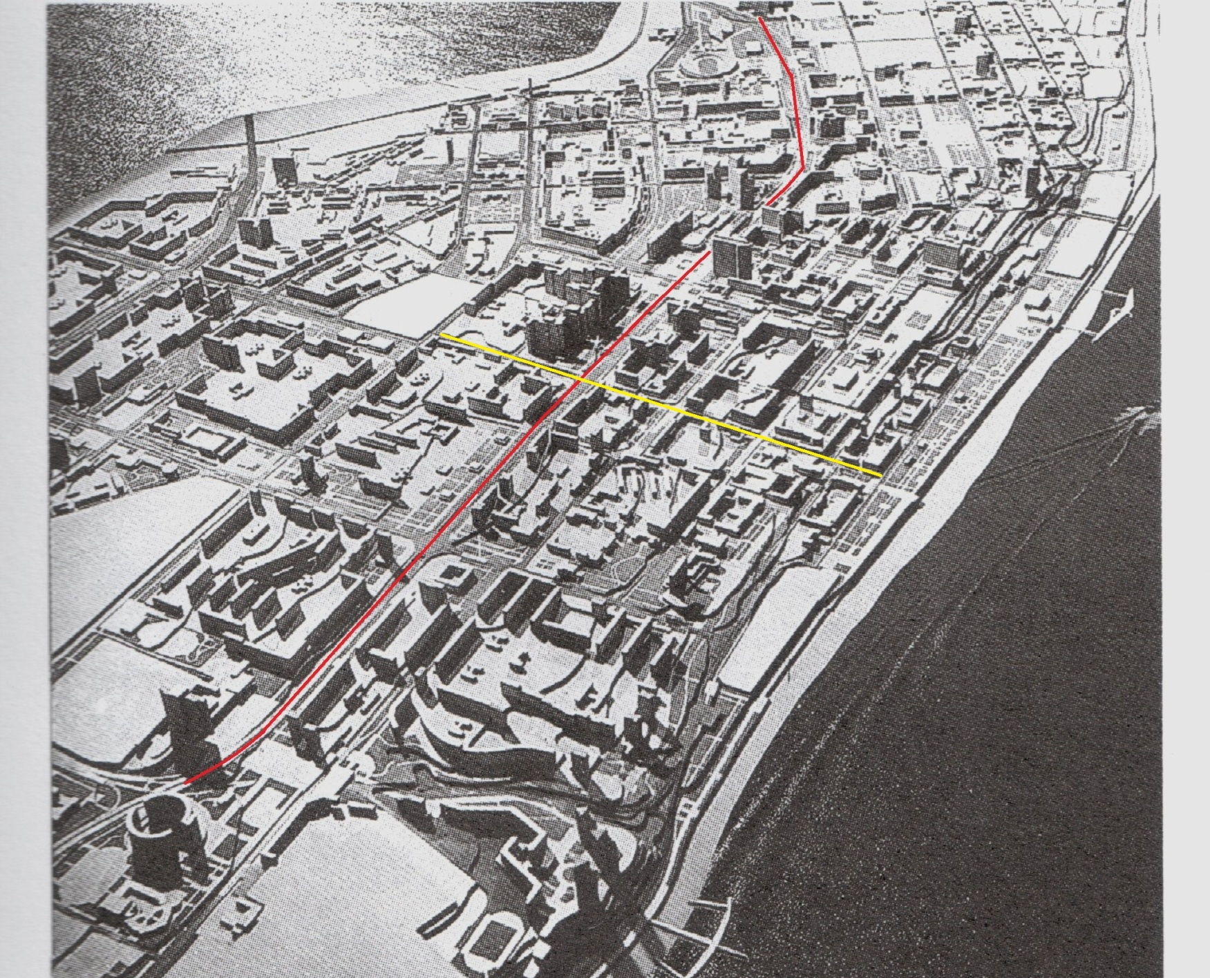 Ленинский проспект в Самаре