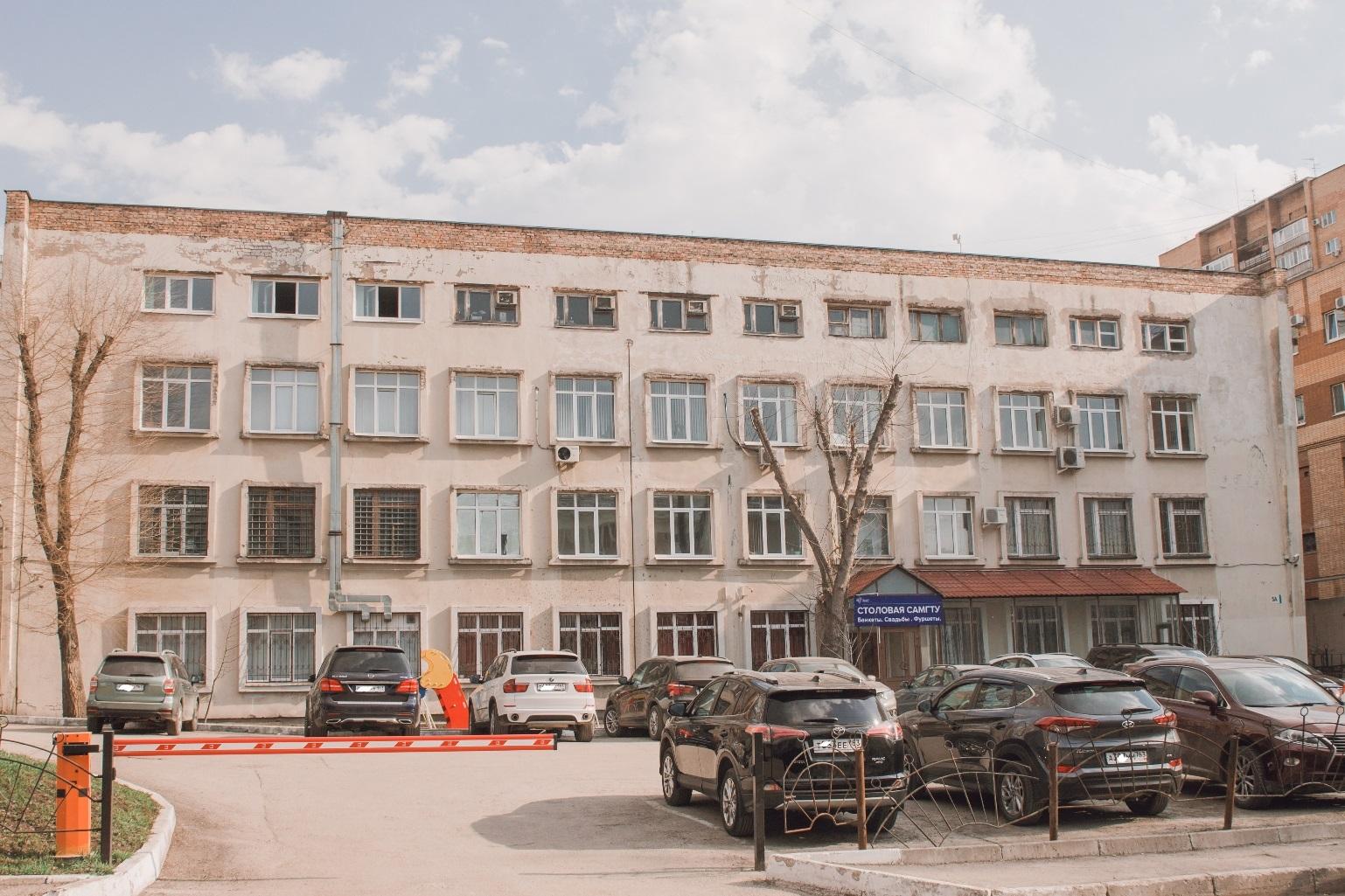 Факультет пищевых производств СамГТУ