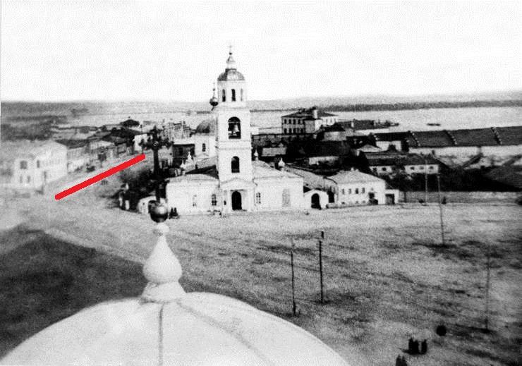 Фото с колокольни