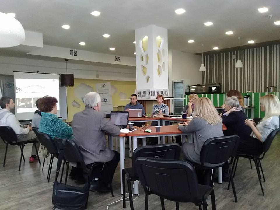 Школа Двороводов Встреча