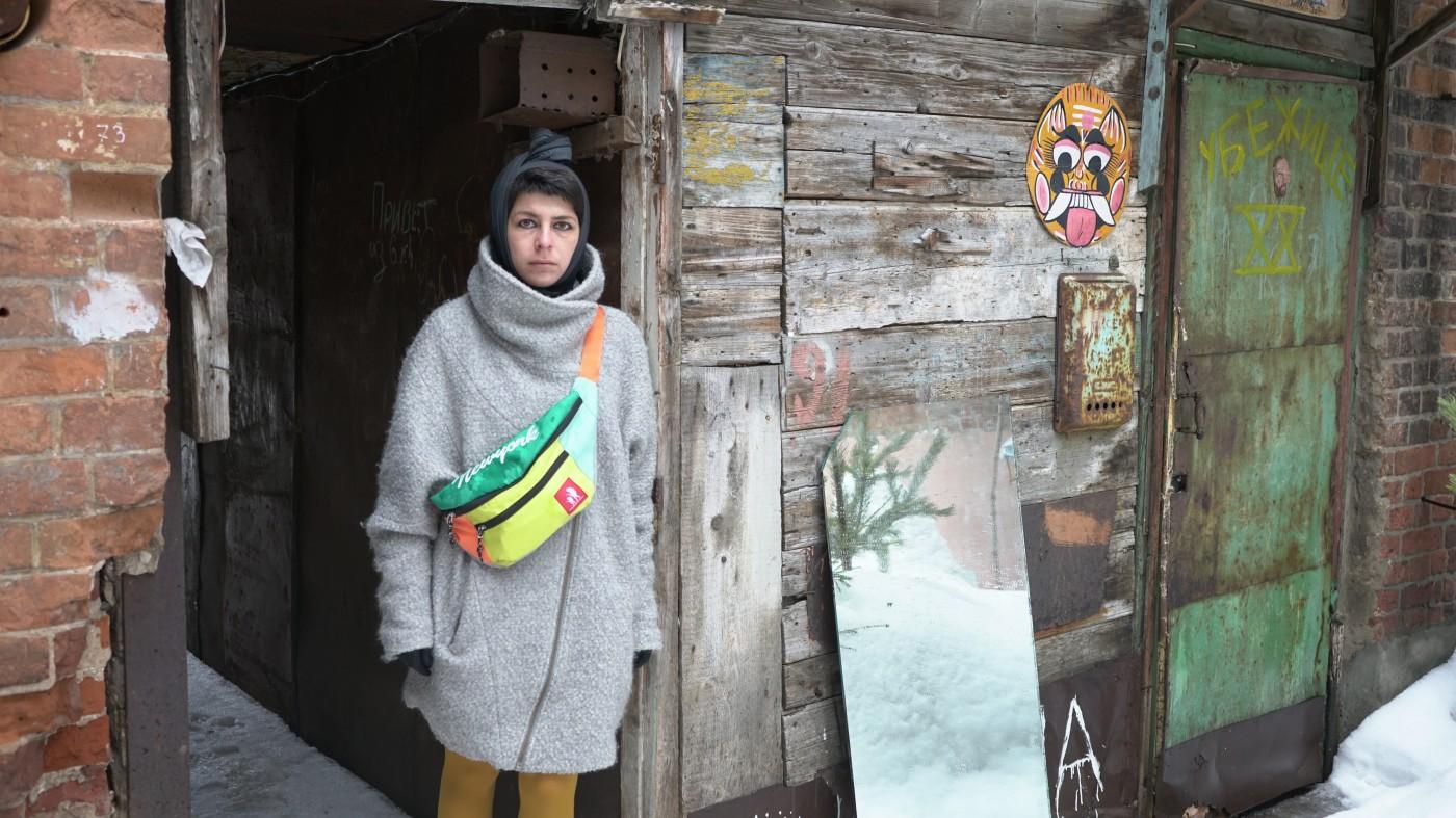 Анастасия Альбокринова