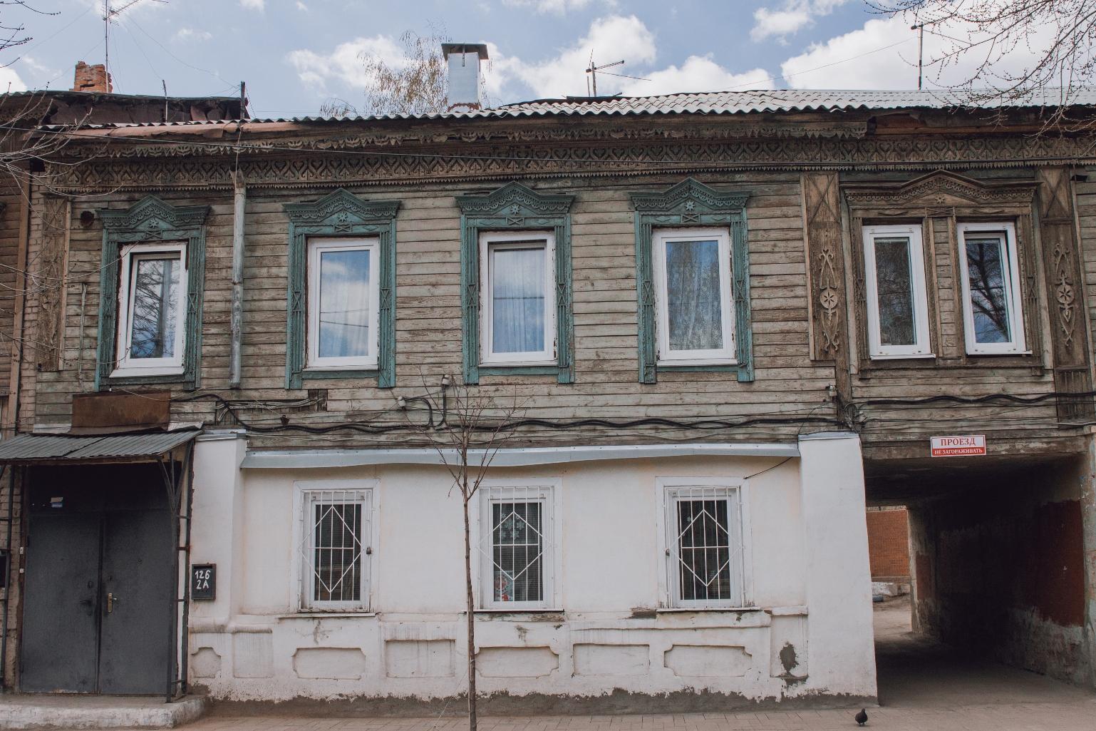 Дом Петра Прончука