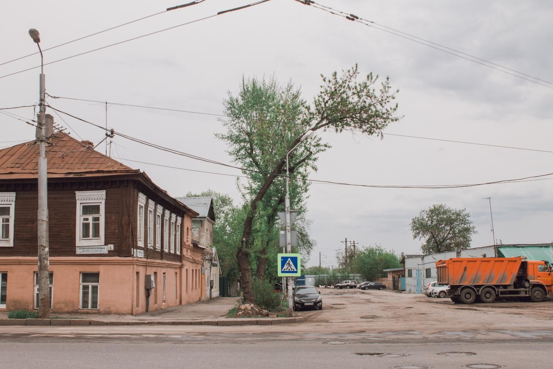 Окраина Самары