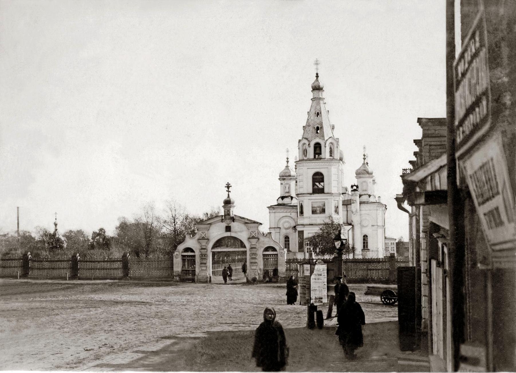 4 -- Покровская церковь