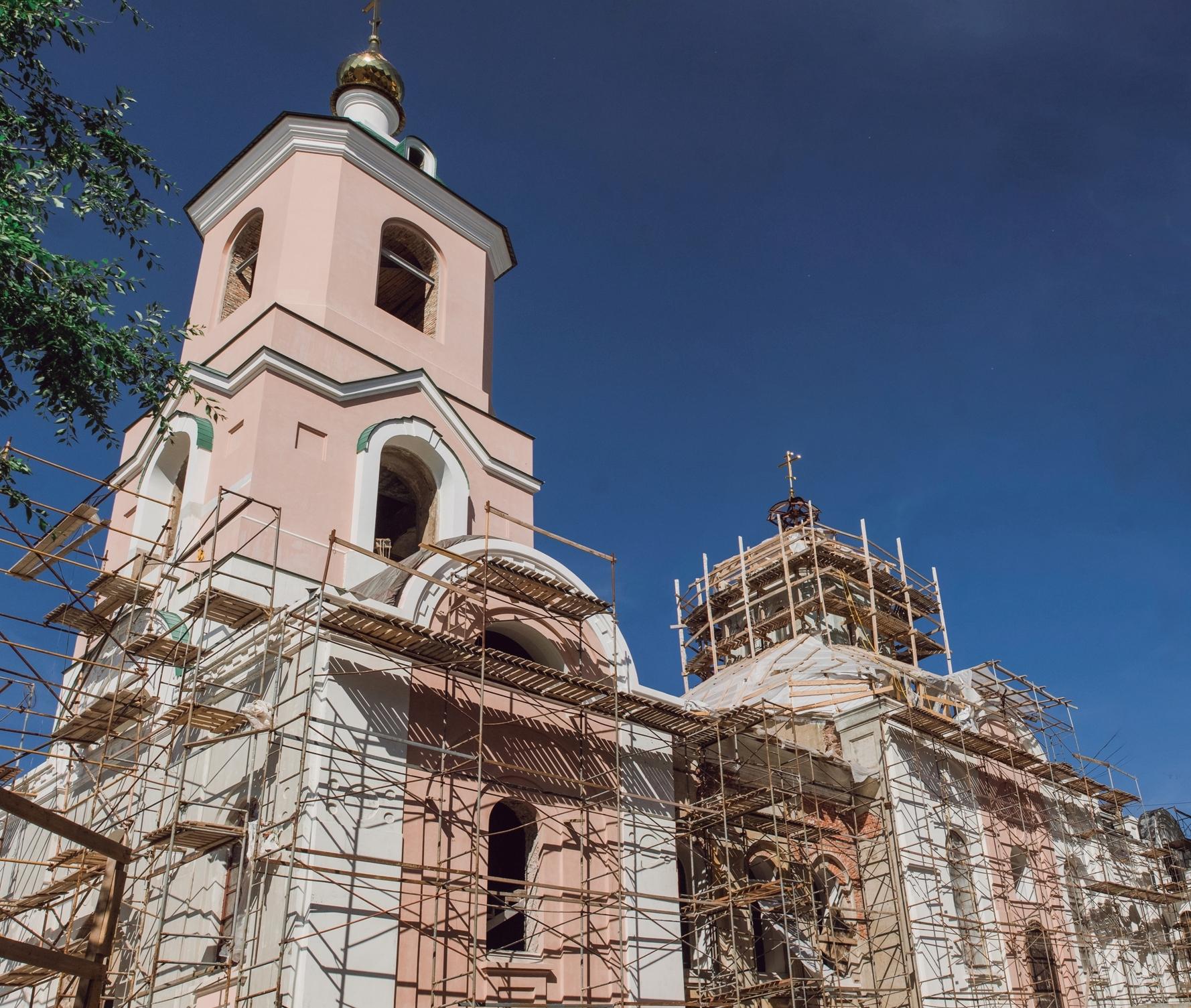 Австрийская церковь на Льва Толстого