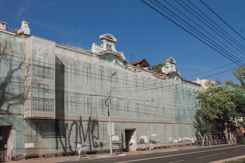 Дом Лебяжинских