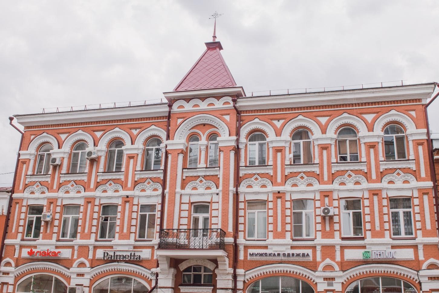 Дом купца Сидорова