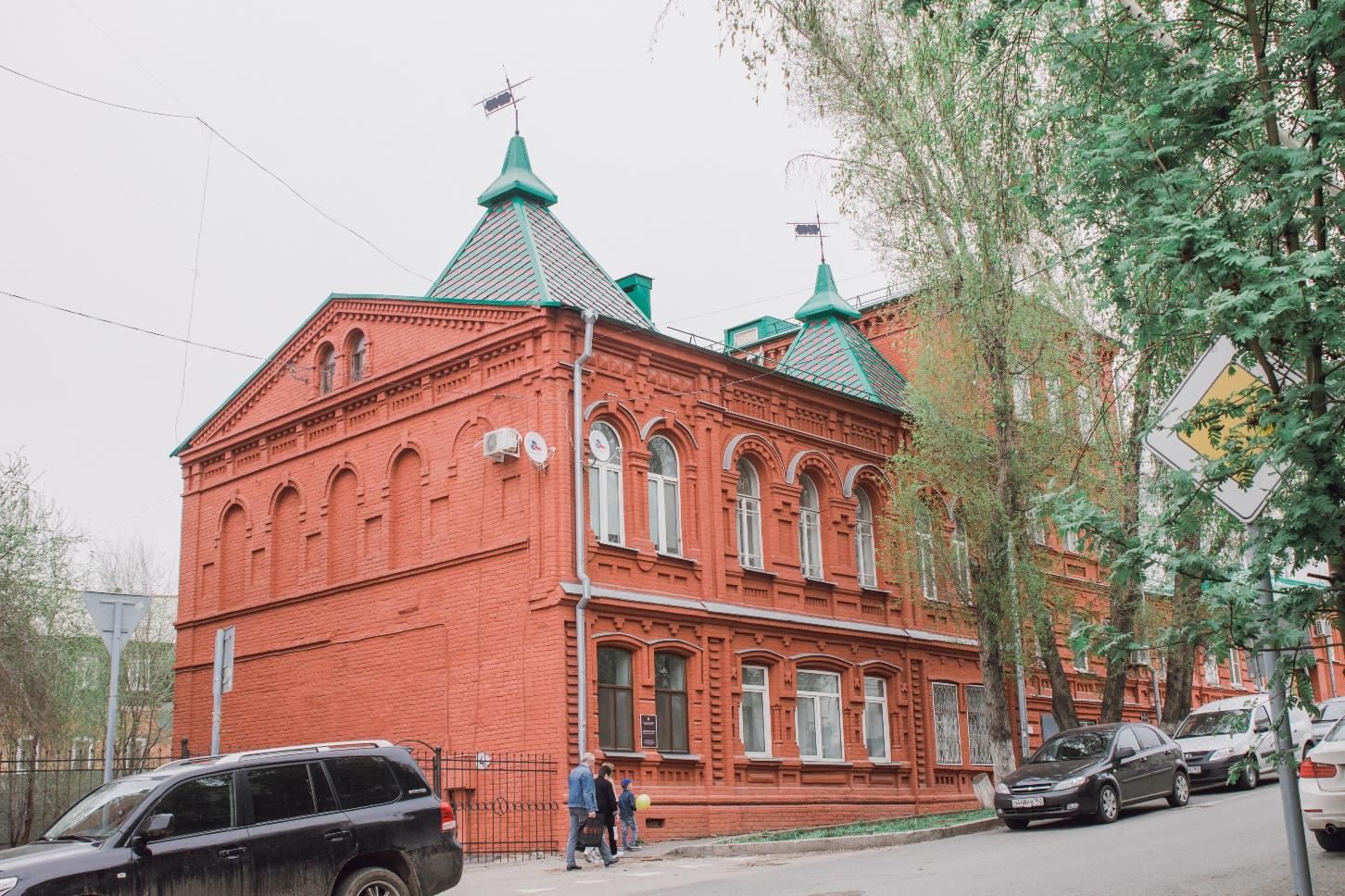 Дом мещан Ильиных