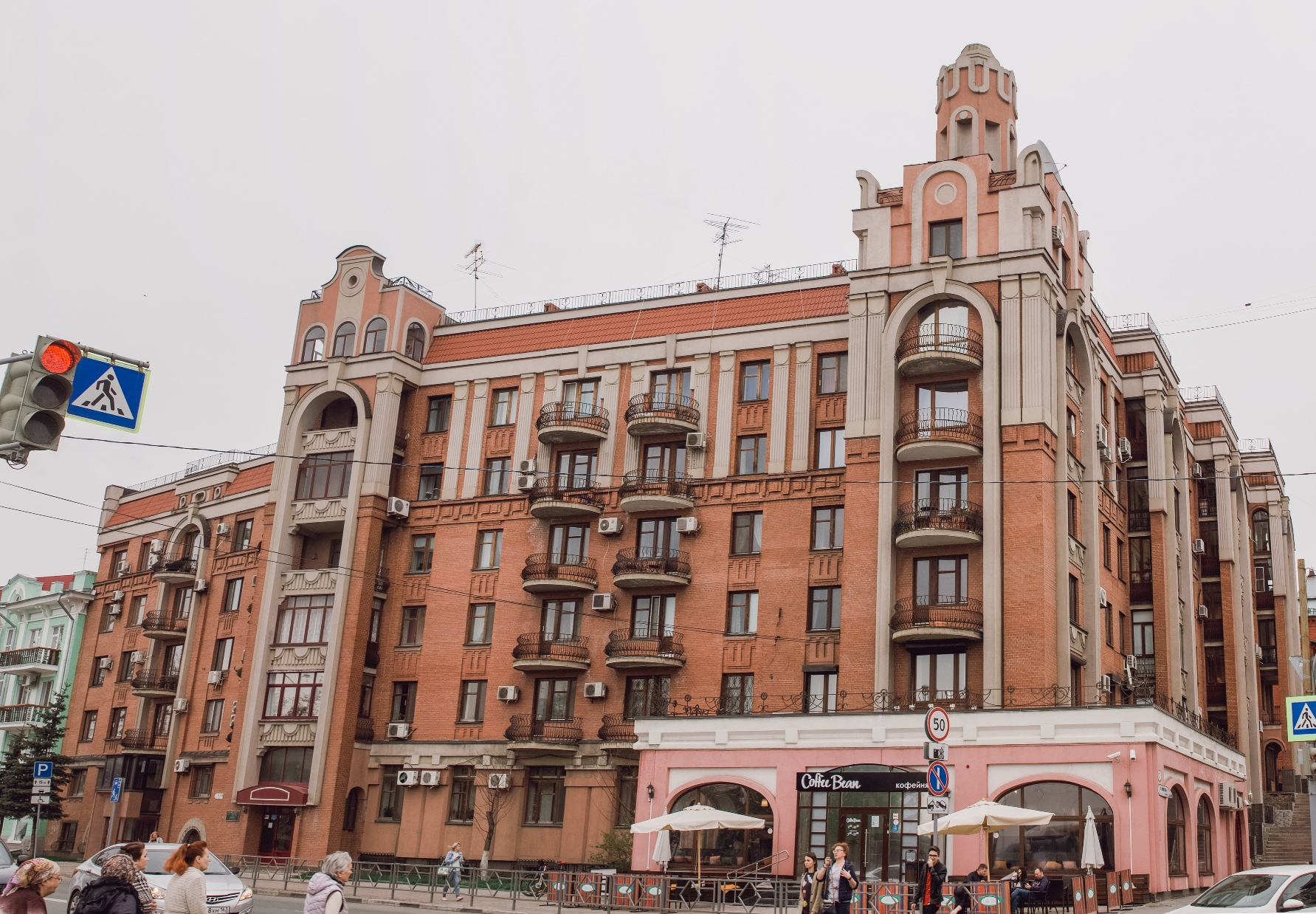 Ленинградская, 2. Дом Моргуна