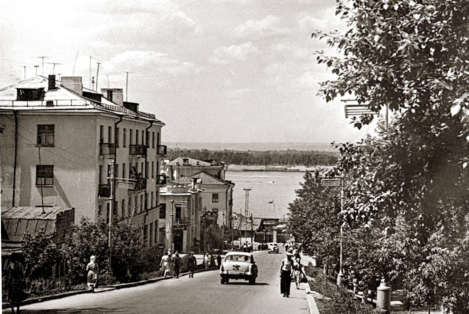 Ленинградский-спуск