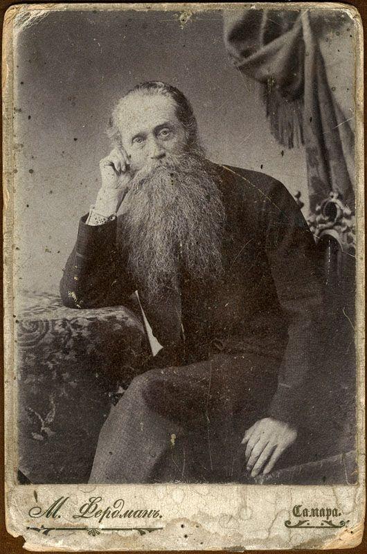 Вениамин-Осипович-Португалов