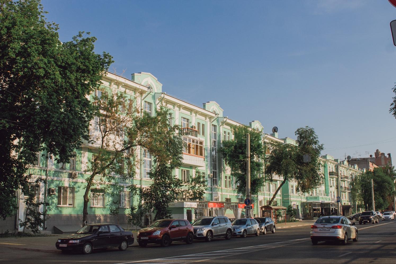 Дома грузчиков