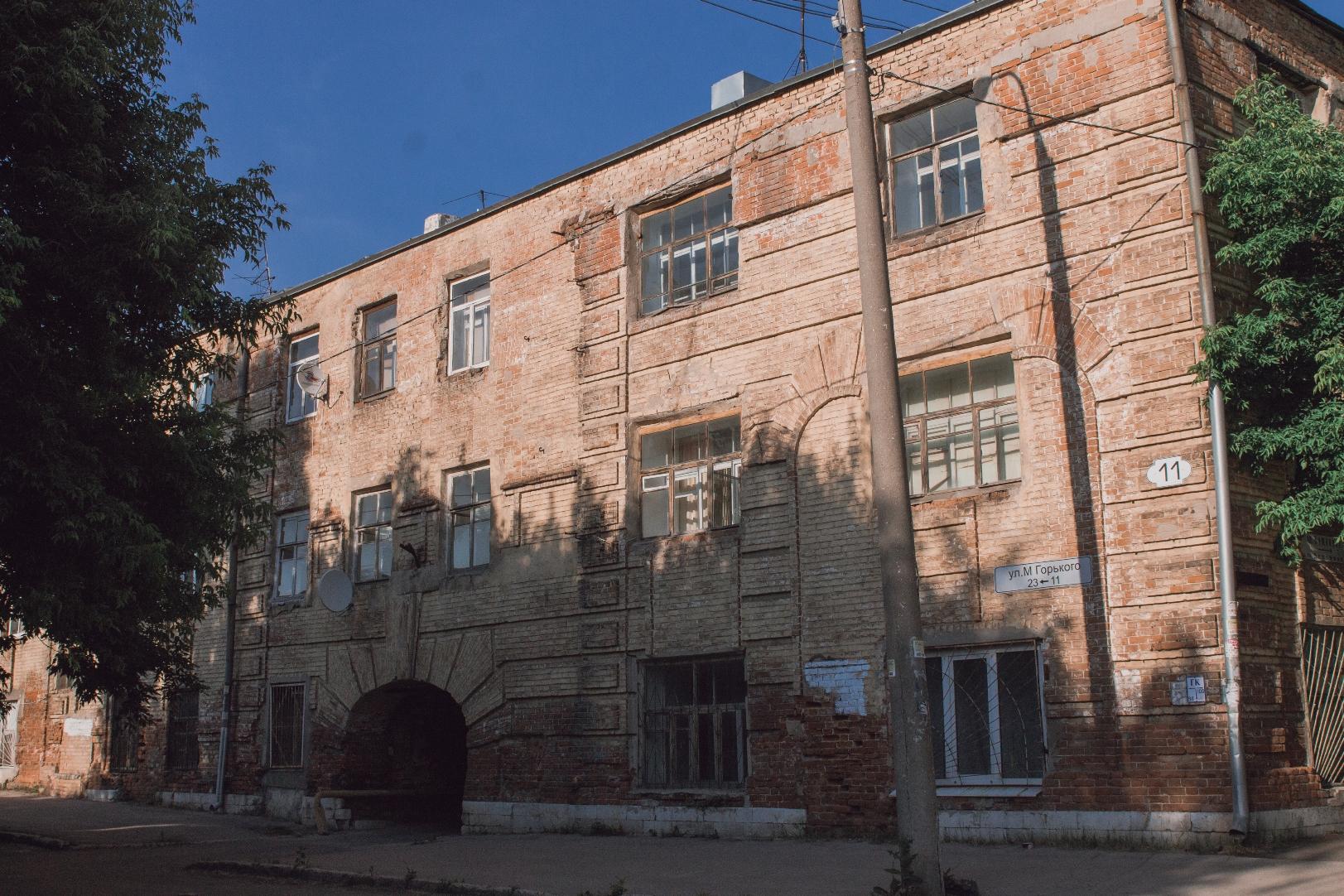 Дом Матрены Кореневой